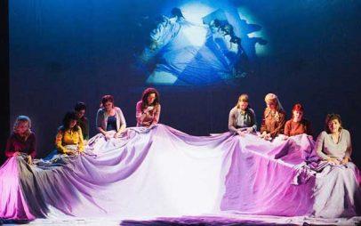 Τέσσερις παραστάσεις από το ΔΗ.ΠΕ.ΘΕ. Κοζάνης σε Κοζάνη, Βέροια, Θεσσαλονίκη και Αθήνα