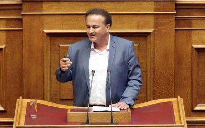 Ερώτηση του Γιάννη Αντωνιάδη, βουλευτή ΝΔ Φλώρινας, προς τον υπουργό Εξωτερικών