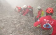 Διασώστες της ΕΟΔ Κοζάνης συμμετέχουν στη νέα επιχείρηση διάσωσης δύο ορειβατών στον Όλυμπο