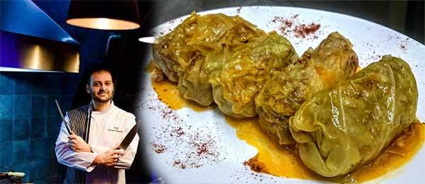 Γιαπράκια, ενα κλασσικό πιάτο της Κοζανίτικης γαστρονομίας. Του Σεφ Γιώργου Καλογερίδη…