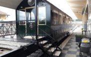 Άνοιξε το Καφέ » Γραμμές» στον Σιδηροδρομικό Σταθμό Κοζάνης με ατμόσφαιρα από …Όριαν Εξπρές!