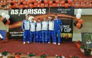 Με 35 αθλητές  η Μακεδονική Δύναμη  Κοζάνης  στη Λάρισα