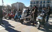 Οι Vespisti έκαναν βόλτα στην Κοζάνη για καλό σκοπό
