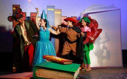 Ο Θησαυρός του Βιβλιοπόντικα! – Η πιο μαγική παιδική παράσταση έρχεται στην Πτολεμαίδα το Σάββατο 9 Δεκεμβρίου!