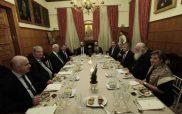 Δείπνο Ιερώνυμου στους περιφερειάρχες για επέκταση των συνεργασιών – Απουσίαζε ο Θεόδωρος Καρυπίδης