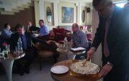 Πραγματοποιήθηκε η εκδήλωση για την κοπή της πρωτοχρονιάτικης πίτας του ΓΕΩΤ.Ε.Ε.