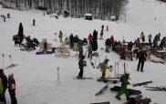 Δείτε φωτογραφίες  από το χιονισμένο Πισοδέρι