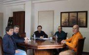 Συνάντηση στελεχών της Δ.Ε.Υ.Α.Κ. με τον Πρύτανη του ΤΕΙ Δυτ. Μακεδονίας για το ενδεχόμενο σύνδεσης του ΤΕΙ με την τηλεθέρμανση