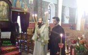 Αρχιερατική Θεία Λειτουργία για την εορτή του Αγίου Βλασίου  στην Ίμερα-Αύρα της Ιεράς Μητροπόλεως Σερβίων και Κοζάνης