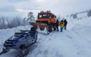 Εντοπίστηκε ο νεαρός αθλητής snowboard, που αγνοούνταν στη Βασιλίτσα