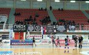 ΠΑΟΚ – ΟΦΝ Ιωνίας στον τελικό του Κυπέλλου στο κλειστό της Λευκόβρυσης