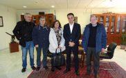 Ο Σύλλογος Καρκινοπαθών Εορδαίας επισκέφθηκε τον Περιφερειάρχη Δυτικής Μακεδονίας
