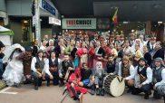 Πλούσιο οπτικοακουστικό υλικό από το μεγάλο ταξίδι των Μωμόγερων του Αγίου Δημητρίου –Ρυακίου στη Μελβούρνη