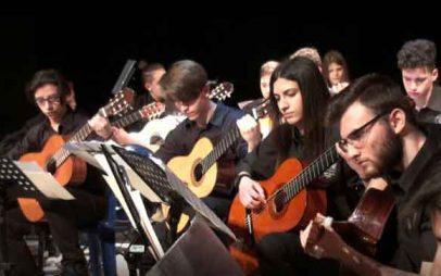 Συναυλία του Μουσικού Σχολείου Σιάτιστας στα Γρεβενά