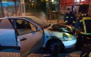 Πυρκαγιά σε ΙΧ επί της οδού Βενιζέλου στην Κοζάνη-Δείτε βίντεο και φωτογραφίες