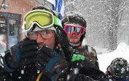 ΚΑΣΤΟΡΙΑ – Σφοδρή χιονόπτωση στο Βίτσι (Φώτο)