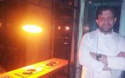 Η νόστιμη παρουσίαση του μενού του Agora από τον σεφ Δημήτρη Γώγο