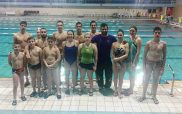 Νέες πρωτιές για τα «δελφίνια» Πτολεμαΐδας στους χειμερινούς αγώνες τεχνικής κολύμβησης