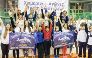 Τα Δελφίνια Πτολεμαΐδας πρώτη ομάδα στην Κεντροδυτική  Μακεδονία