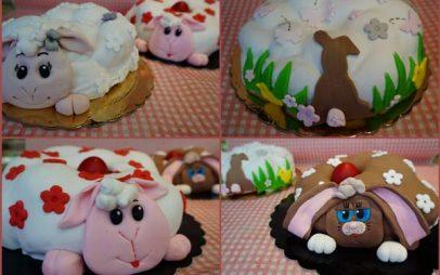 Ευφάνταστες πασχαλινές δημιουργίες από τα ζαχαροπλαστεία Αμορίνο!