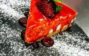 Τσίζκεικ Φράουλας από το Σεφ Γιώργο Καλογερίδη