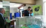 Σε εξέλιξη η εκλογές για την ανάδειξη οργάνων διοίκησης του ΓΕΩΤ.Ε.Ε.
