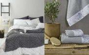 Κορυφαίες επιλογές σε λευκά είδη για κάθε χώρο του σπιτιού σας
