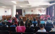 Το Δημαρχείο Εορδαίας επισκέφθηκαν μαθητές  του 9ου Δημοτικού Σχολείου  Πτολεμαϊδας