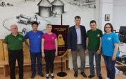 Επίσκεψη του Αντιπεριφερειάρχη Ευάγγελου Σημανδράκου στον Σύλλογο Γρεβενιωτών Κοζάνης
