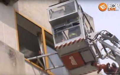 Εκκενώθηκε το Μποδοσάκειο Νοσοκομείο Πτολεμαΐδας (βίντεο)