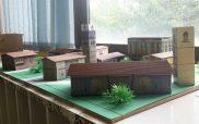 Η φωτογραφία της ημέρας: Μαθητές του εσπερινού ΕΠΑΛ ετοίμασαν μακέτα με τα γνωστότερα κτίρια της Κοζάνης