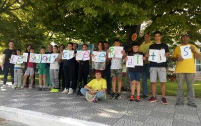 Με μεγάλη επιτυχία και συμμετοχή πραγματοποιήθηκε η πανελλήνια ημέρα εθελοντικής δράσης LETS DO IT στον Δήμο Σερβίων-Βελβεντού
