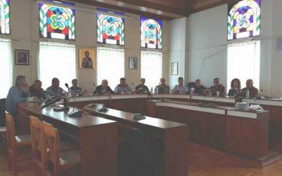 Σύσκεψη για την πολιτική προστασία στο Δήμο Βοΐου ενόψει της αντιπυρικής περιόδου