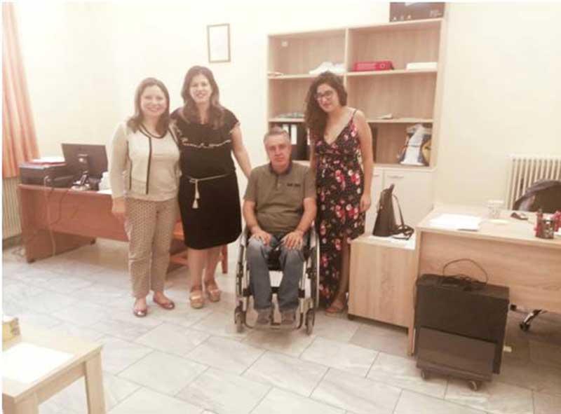 Κέντρο Κοινότητας του Δήμου Σερβίων – Βελβεντού: Συνάντηση με θέμα « Γνωρίζοντας το Σχολείο Δεύτερης Ευκαιρίας»
