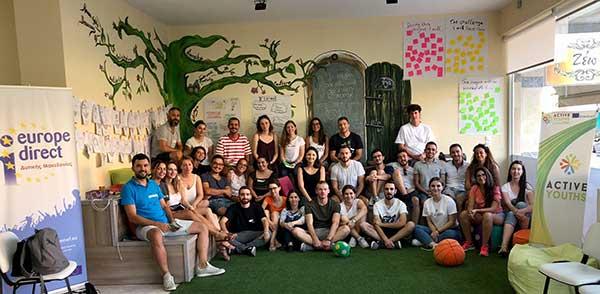 Εκπαιδευτικό σεμινάριο Erasmus+ για την Κοινωνική και Αλληλέγγυα Οικονομία με συντονιστή τον Όμιλο Ενεργών Νέων Φλώρινας (ΟΕΝΕΦ)