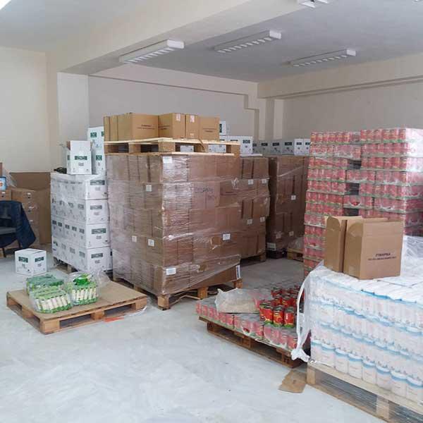 Τα προϊόντα των απόρων  του δήμου Κοζάνης (ΤΕΒΑ)  βρέθηκαν σε ράφια καταστημάτων – Εισαγγελική έρευνα για τον τρόπο διανομής τους