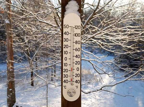 Νέο σύντομο πέρασμα του χιονιά στην Κοζάνη-Πέφτει και πάλι ο υδράργυρος
