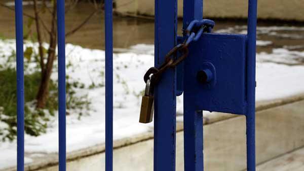 Κλειστά τα σχολεία πρωτοβάθμιας εκπαίδευσης του Δήμου Φλώρινας σήμερα Πέμπτη