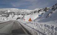 Η κατάσταση στο οδικό δίκτυο της Περιφέρειας Δυτικής Μακεδονίας
