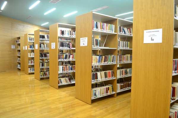 Κοβεντάρειος Δημοτική Βιβλιοθήκη Κοζάνης: Άνοιγμα των υπηρεσιών δανεισμού και επιστροφής βιβλίων από την Τετάρτη 27/1/2021