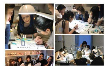 magazzino: Σχολή ονυχοπλαστικής – κέντρο Διά Βίου Μάθησης – Infinity Nail Creations Academy