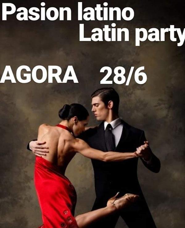 Dance Show από τους μαθητές του Passion Latino στο AGORA