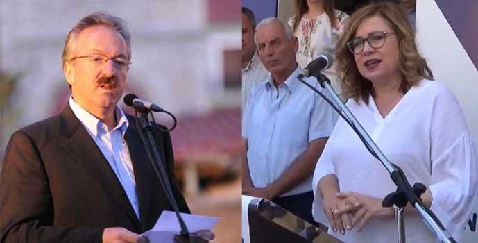 Η επίθεση της Μαρίας Σπυράκη σε υποψήφιο με τον Βελόπουλο- Γιάννης Βοσκόπουλος: «Ποια είναι η κα Σπυράκη, η νούμερο 540;» -ΝΟΔΕ Φλώρινας: «Σε λίγο θα επικαλεσθούν και «άγιες επιστολές» για την κατανομή των εδρών»