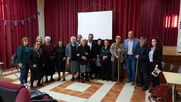«Ο ρόλος του Βοΐου στο έπος του 40»-Αυθεντικές συγκλονιστικές μαρτυρίες ηλικιωμένων του Βοΐου-«Δεν μας πείραξαν καθόλου οι Ιταλοί, οι Γερμανοί ισοπέδωσαν τα πάντα»