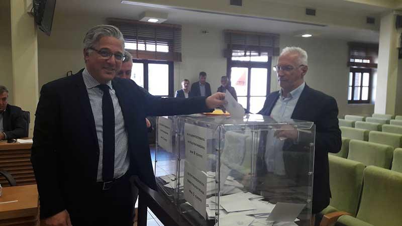 Πρώτος ο συνδυασμός του Χρήστου Ζευκλή στις εκλογές της ΠΕΔ Δυτικής Μακεδονίας-Το νέο 21 μελές Δ.Σ. -Οι 18 εκπρόσωποι της ΚΕΔΕ