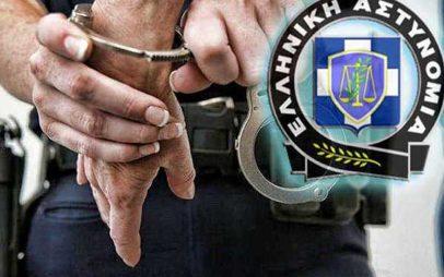 Συνελήφθη 46χρονος στην Κοζάνη για απόπειρα κλοπής και παράβαση νομοθεσίας περί ναρκωτικών και περί όπλων
