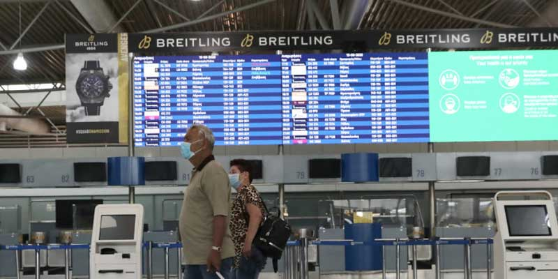 ΥΠΑ: Παράταση notam πτήσεων εξωτερικού έως την Παρασκευή 1 Οκτωβρίου