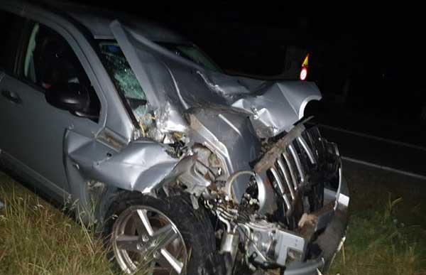 Άργος Ορεστικό: Σοκαριστικό τροχαίο Τζιπ με φορτηγό – Άγιο είχε η οδηγός 29