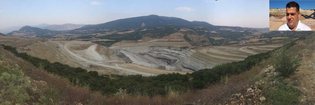 Ομαδικές απολύσεις 38 εργαζομένων από τη Μ.Ε.ΤΕ. Α.Ε. στο ορυχείο Προσηλίου-Η απολιγνιτοποίηση είναι εδώ