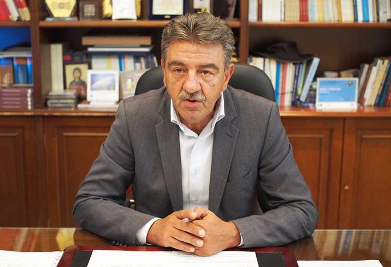 H Επιστολή του Δημάρχου Γρεβενών κ.Γιώργου Δασταμάνη στην ηγεσία του Υπουργείου Εσωτερικών για τις Σχολικές Καθαρίστριες – Αίτημα για περισσότερες θέσεις εργασίας